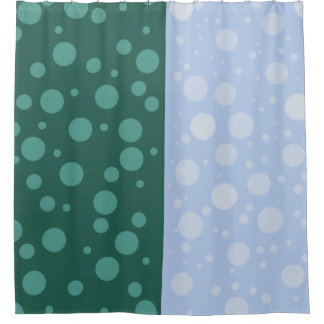 Funny Dots Shower Curtain