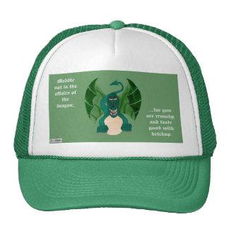 Funny Dragon Hat
