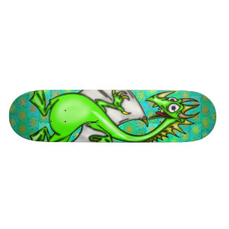 Funny Dragon Custom Skate Board