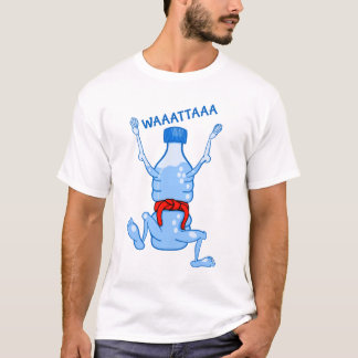 Funny Drink Water Bottle Karate Hydrate T-Shirt