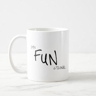 Funny Dysfunctional Office Coffee Mug
