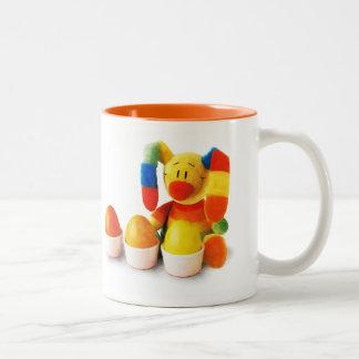 Funny Easter Bunny. Easter Gift Mug for Kids Mug