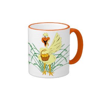 Funny Easter Goose Mug