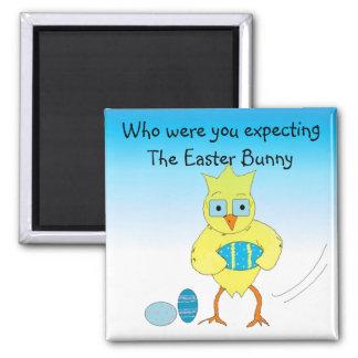 Funny Easter Magnet