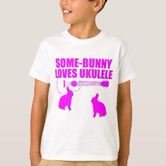 Funny Easter Ukulele T-Shirt