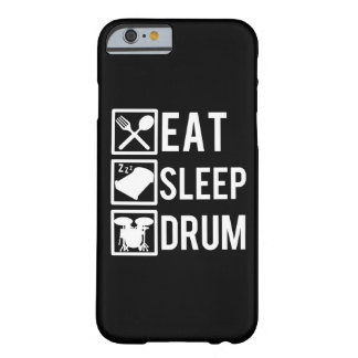 Funny Eat Sleep Drum phone case