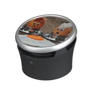 Funny eggs bluetooth speaker