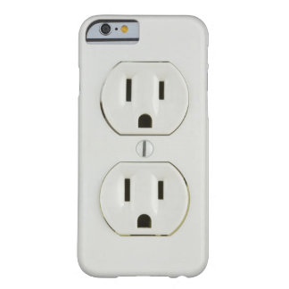 Funny Electrical Outlet Barely There iPhone 6 Case