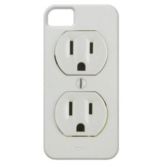 Funny Electrical Outlet iPhone 5 Cover