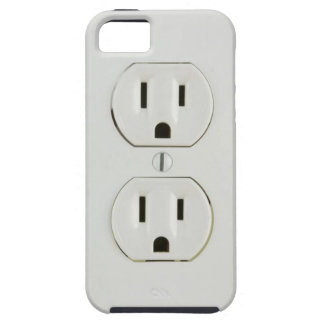 Funny Electrical Outlet iPhone 5 Covers