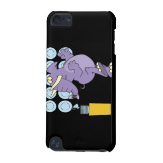funny elephant in a china shop iPod touch (5th generation) cases
