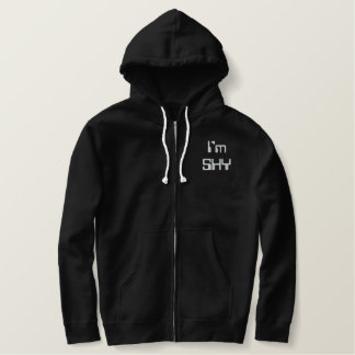 FUNNY EMBROIDERED HOODIE