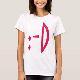 Funny Emoticon Matisse With Modern Art design T-Shirt