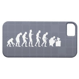Funny Evolution iPhone 5 Cover