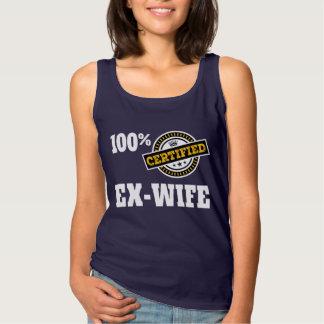 Funny Ex Wife Divorce Singlet