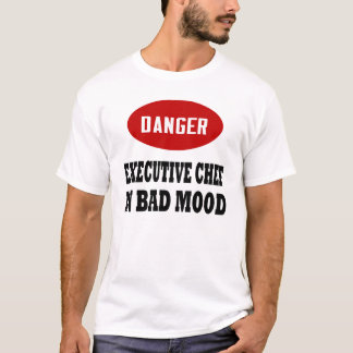Funny Executive Chef T-Shirt