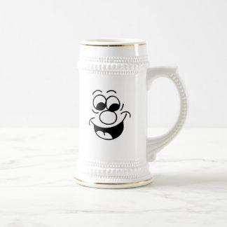 Funny Face Coffee Mugs