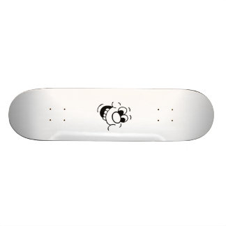 Funny Face Skate Board Decks