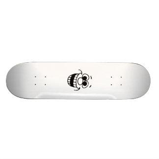 Funny Face Skate Deck