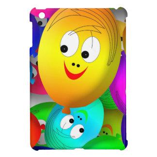 Funny Faces Case For The iPad Mini