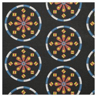 Funny fan fabric