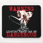 Funny farting mouse pads