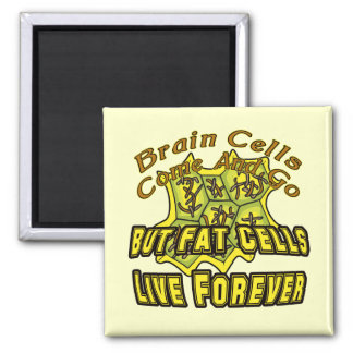 Funny Fat Cells T-shirts Gifts Magnets