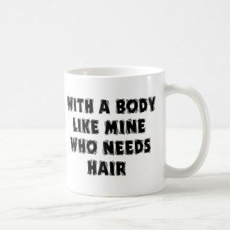 Funny Father s Day Bald Man Coffee Mugs