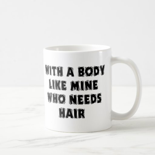 Funny Father's Day Bald Man Coffee Mugs