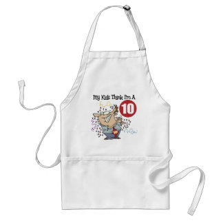 Funny Father's Day Barbecue Apron