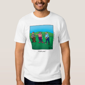 "Funny Father's Day Golf Pro T-Shirt ""Spectickles"""