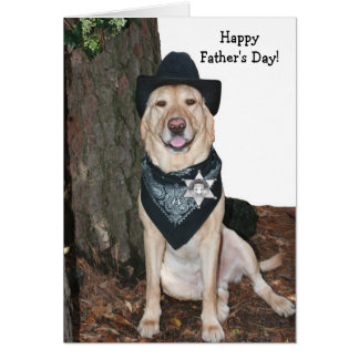 Funny Father's Day Greeting Card