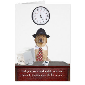 Funny Father's Day Greeting Cards