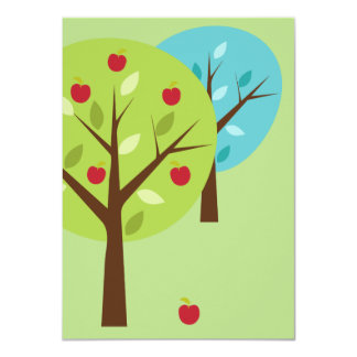 Funny Father's Day - The Apple Doesn't Fall Far Card