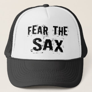 Funny Fear The Sax Hat