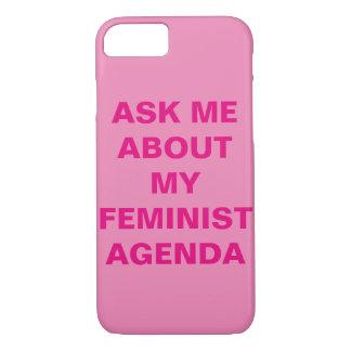 Funny Feminist iPhone 7 Case