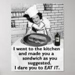 Funny Feminist Make Me a Sandwich