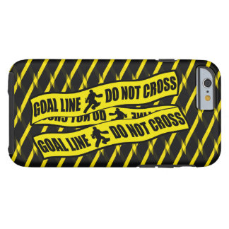 Funny Field Hockey Goalie Phone Cover