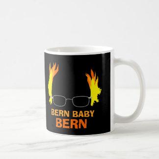 Funny Fiery Hair Bern Baby Bern Bernie Sanders Coffee Mug