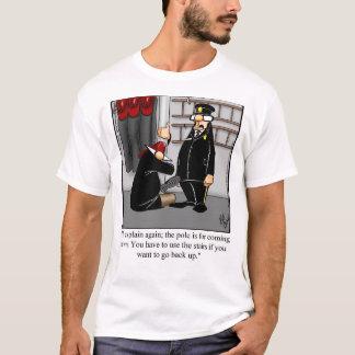 Funny Fireman Humor Tee Shirt