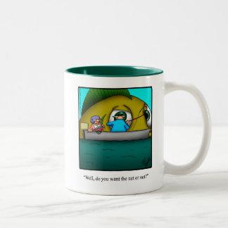 Funny Fishing Humor Mug Gift
