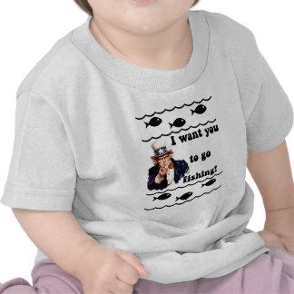 Funny fishing humor shirts