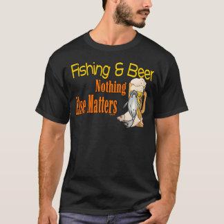 Funny Fishing Shirt Fishing Humor Fishing Beer
