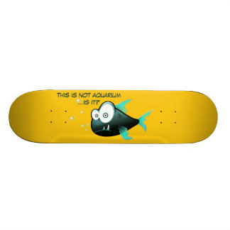 Funny Fishy Skate Decks