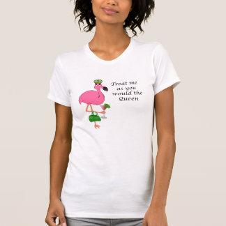 Funny Flamingo Shirt