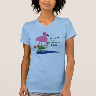 Funny Flamingo Shirt