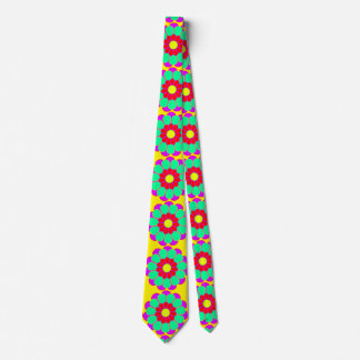 Funny Flower Power Bloom I + your backgr. & idea Tie