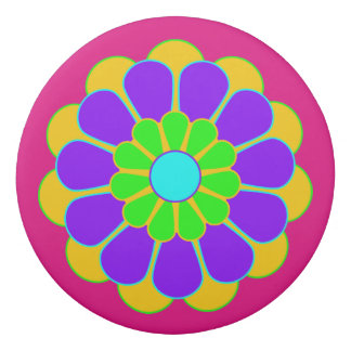 Funny Flower Power Bloom II + your backgr. & idea Eraser