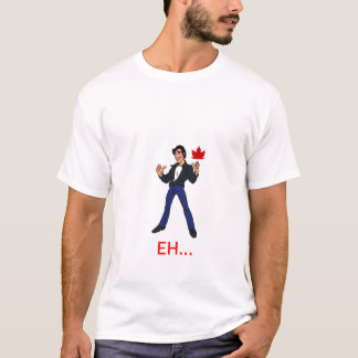 Funny Fonz Canadian Maple T-Shirt