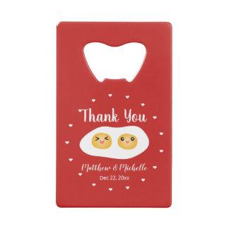 Funny Foodie Bride Groom Cute Wedding Party Favor